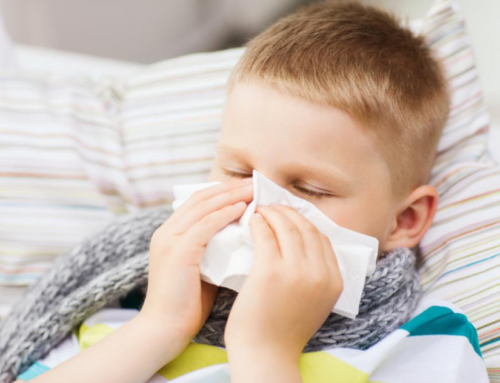 How to Shield Your Kids from the Common Cold
